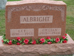 Lillian <i>Pearce</i> Albright