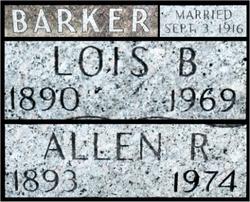 Lois Blanche <i>Lee</i> Barker
