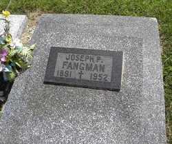 Joseph Peter Fangman