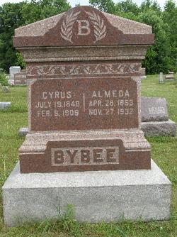 Almeda S. <i>Burns</i> Bybee