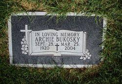 Archie E Bukosky