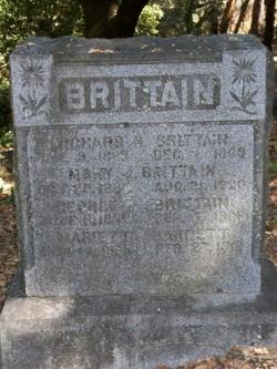 Marietta <i>Brittain</i> Barrett