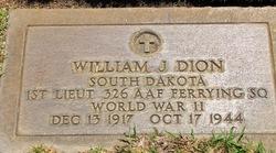 William John Dion