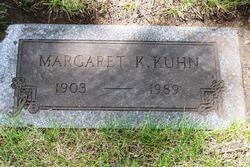 Margaret Katherine <i>Engel</i> Kuhn