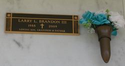 Larry Lawrence Brandon, III
