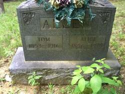 Edward Thomas Allen