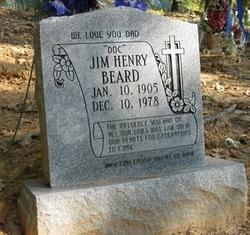 Jim Henry <i> Doc</i> Beard