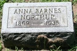 Susan Anna <i>Barnes</i> Northup