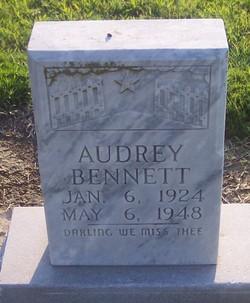 Audrey Bennett
