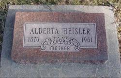 Alberta Heisler