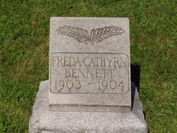Freda Cathryn Bennett