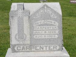Rev John E Carpenter