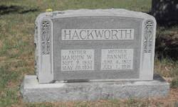Fannie Hackworth