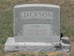 John Arthur Jackson