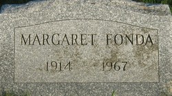 Margaret Fonda
