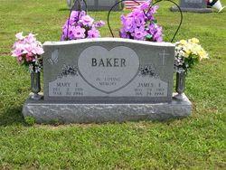Mary Elsie <i>Parnell</i> Baker