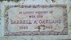 Darrell A Oakland