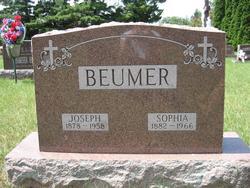 Sophia <i>Mayer</i> Beumer