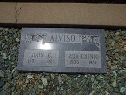 Ada Ruth <i>Chinn</i> Alviso