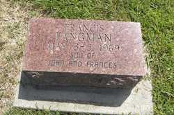 Francis Fangman
