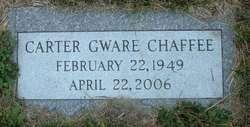 Carter Gware Chaffee