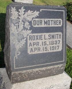 Roxelena Lena Roxie <i>Baker</i> Smith