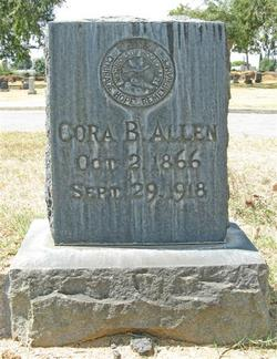 Cora B Allen