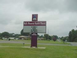 Mulls Memorial Baptist Church Cemetery