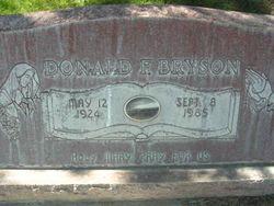 Donald F. Bryson