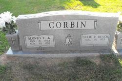 Alonzo T. Corbin, Jr