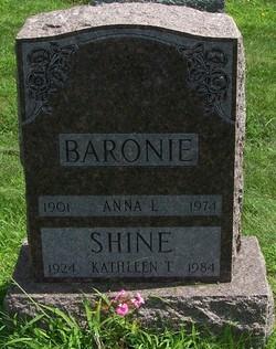 Anna Leocadia <i>Collins</i> Baronie