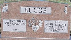 Jean Marie <i>Leifeste</i> Bugge