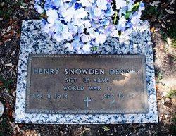 Henry Snowden Denney