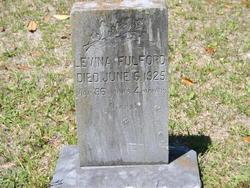 Levina <i>Beasley</i> Fulford