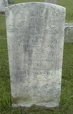 Deacon Moses Chamberlain