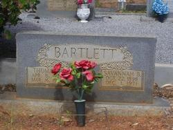 Savannah <i>Beasley</i> Bartlett