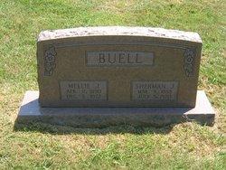 Mellie Jane <i>Benton</i> Buell