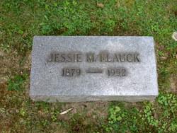Jessie May <i>Sargeant</i> Klauck