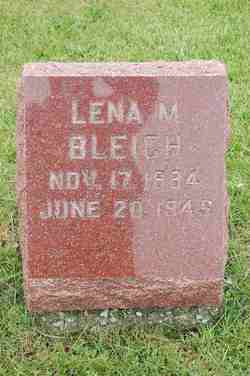 Lena M Bleich