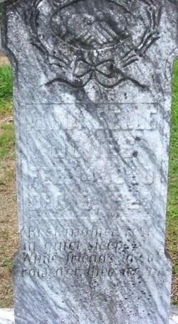 Anna Belle <i>Washington</i> Jones
