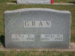 Lola M <i>Waller</i> Gray
