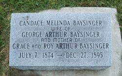 Candace Melinda <i>Nichols</i> Baysinger