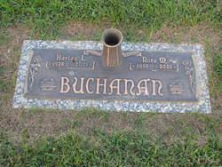 Nora Mae <i>Greenfield</i> Buchanan