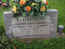 Mary Etta <i>Gadd</i> Cameron
