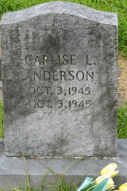 Carlise Lee Anderson