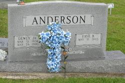 Dewey Anderson, Jr