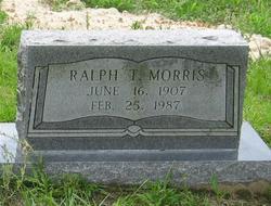 Ralph T Morris