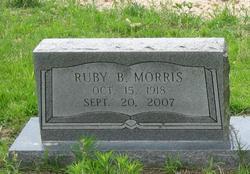 Ruby <i>Ballenger</i> Morris