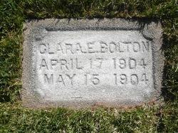 Clara Ellis Bolton