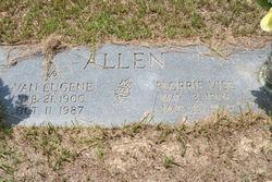 Florrie <i>Vise</i> Allen